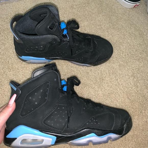 "size 40 ad7b8 535c5 Jordan Retro 6 ""UNC"""